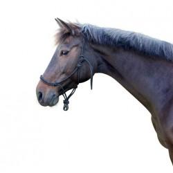 Licol éthologique à nœuds Equestra