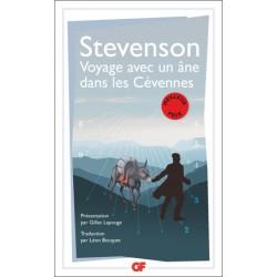 Voyage avec un âne dans les Cévennes Robert Louis Stevenson Editions Flammarion