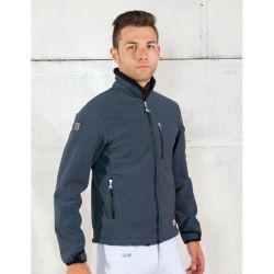 Veste imperméable respirante Homme Air For Horses