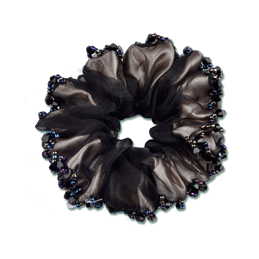 Chouchou élastique perles Waldhausen