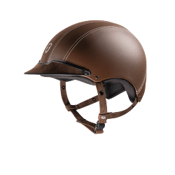 Casque équitation alcantara Epona Egide