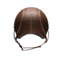 Casque équitation cuir lisse Epona Egide
