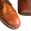 Boots équitation ville à lacets cuir Cyprien Cavalhorse