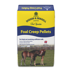 Foal Creep Pellets 20 kg Dodson and Horrell