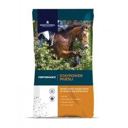 Staypower Muesli 20 kg Dodson and Horrell