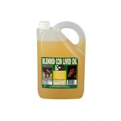 Huile de foie de morue chevaux 4,5 L TRM