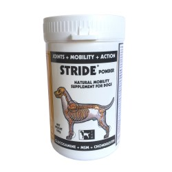 Souplesse articulaire chien 150 g Stride TRM