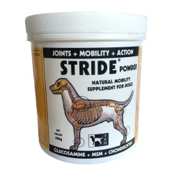 Souplesse articulaire chien 500 g Stride TRM