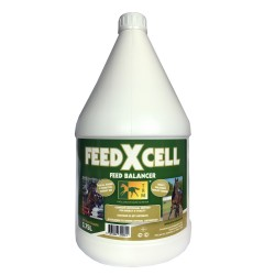 Vitamines performance chevaux 3,75 L FeedXcell TRM
