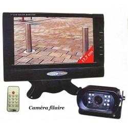 Caméra de recul kit complet 12 volts/24 volts