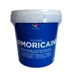 Récupération membres chevaux 1,5 kg poudre armoricaine Equidarmor