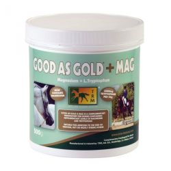 Stress cheval 500 g Good As Gold + Mag TRM