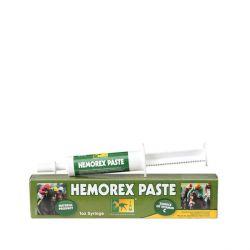 Saignement naseaux seringue 30 g Hemorex Paste TRM