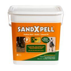 Psyllium chevaux 4 kg SandXpell TRM