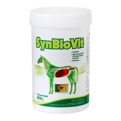 Flore intestinale chevaux 900 g Synbiovit TRM