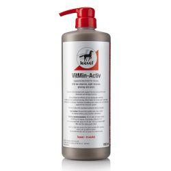 Vitamines chevaux 1 L VitMin-Active Leovet
