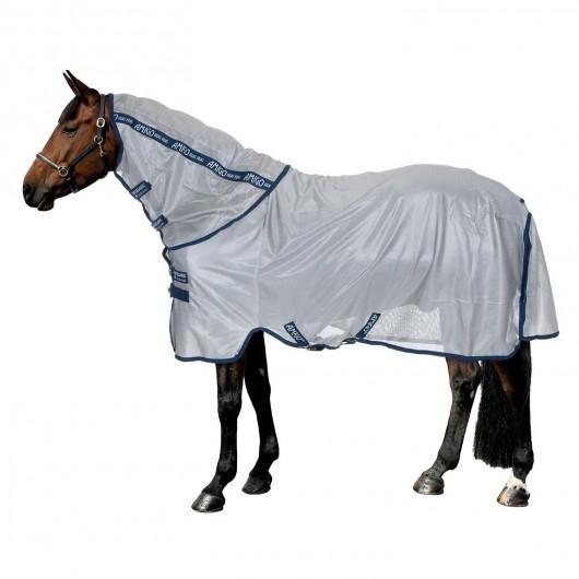 Chemise anti-mouches cheval avec couvre-cou Amigo Bug Rug Horseware