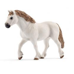Figurine Ponette de race Gallois