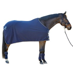 Chemise polaire cheval RugBe Covalliero