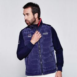 Gilet sans manches Homme Collection France Sligoh Harcour
