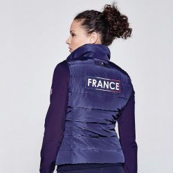 Gilet sans manches Femme Collection France Galanh Harcour