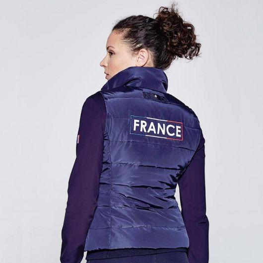 Gilet sans manches Femme Collection France Galanh Harcour