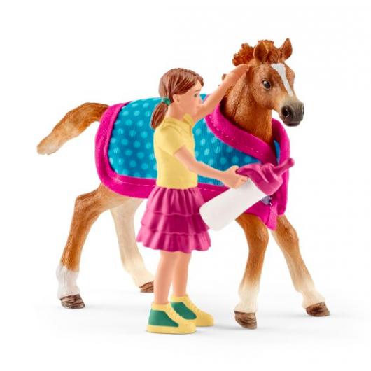 Kit de jeux Foal + Couverture