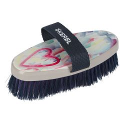 Brosse douce cheval Heart&Soul Equestra