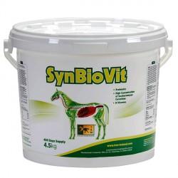 Flore intestinale chevaux 4,5 kg Synbiovit TRM