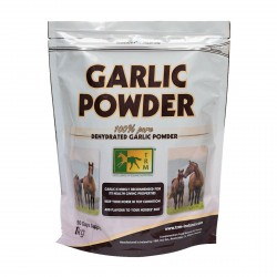 Ail en poudre chevaux 1 kg Garlic Powder TRM