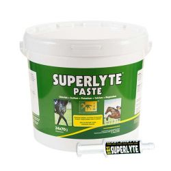 Électrolytes rapides seringue 70 g x 24 Superlyte Paste TRM