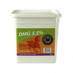 Récupération chevaux 3 kg DMG 5 % Turfmasters