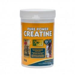 Renforcement musculaire chevaux Pure Power Creatine 1 kg TRM
