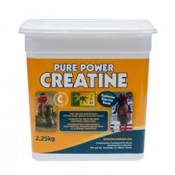Renforcement musculaire chevaux Pure Power Creatine 2,25 kg TRM