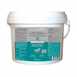 Électrolytes cheval Quick Lite 1 kg Laboratoire LPC