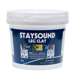 Argile membres chevaux 5 kg Staysound TRM
