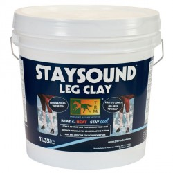 Argile membres chevaux 11,35 kg Staysound TRM
