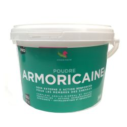 Récupération membres chevaux 3 kg poudre armoricaine Pro