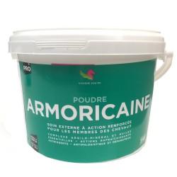 Récupération membres chevaux 6 kg poudre armoricaine Pro Equidarmor