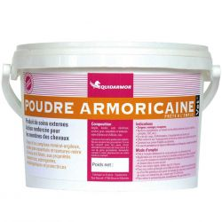 Récupération membres chevaux 6 kg poudre armoricaine Vet Equidarmor