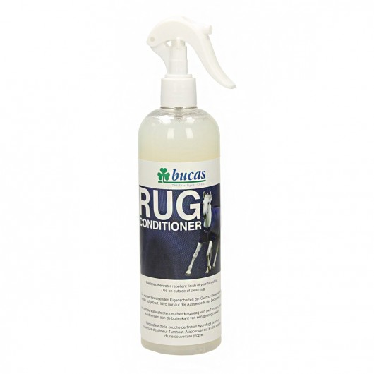 Spray imperméabilisant couverture 500 ml Rug Conditioner Bucas