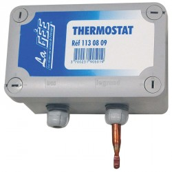 Thermostat alimentation hors gel 220 V La Gée