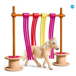 Kit de jeux Rideau pour Poney