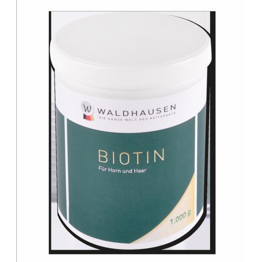 Biotine chevaux avec zinc 1 kg Waldhausen