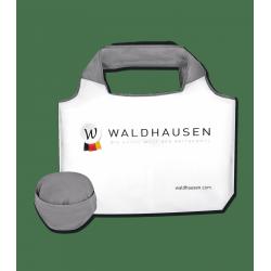 Sac shopping en tissu pliable Waldhausen
