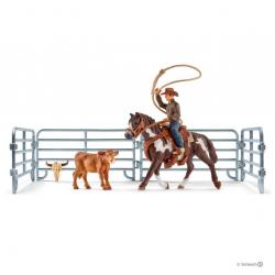 Kit capture au Lasso par Cowboy