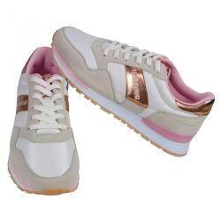 Sneakers cuir synthétique Femme Napa Harcour