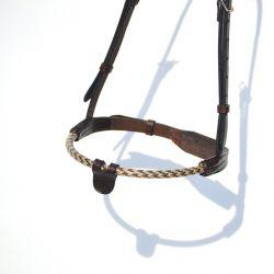 Muserolle française corde enrobée IHWT