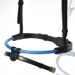 Muserolle combinée corde enrobée