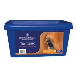 Antioxydant cheval curcuma poivre 2 kg Turmeric Dodson & Horrell
